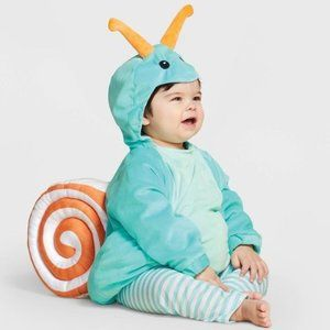 Infant Snail baby plush costume 6-12 months